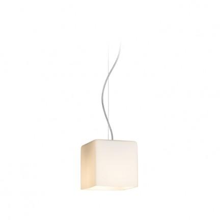 RENDL závěsné svítidlo DADOS závěsná opálové sklo/chrom 230V E27 28W R11825 1