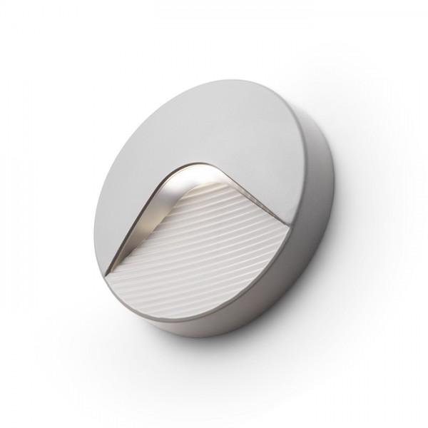 RENDL vanjsko svjetlo RENO R zidna siva 230V LED 2W IP65 3000K R11949 1