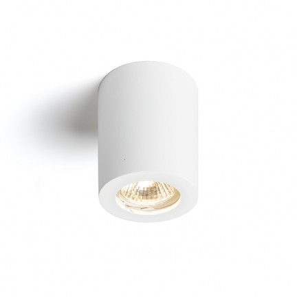 RENDL surface mounted lamp GINA S 10 ceiling plaster 230V GU10 15W R11956 1
