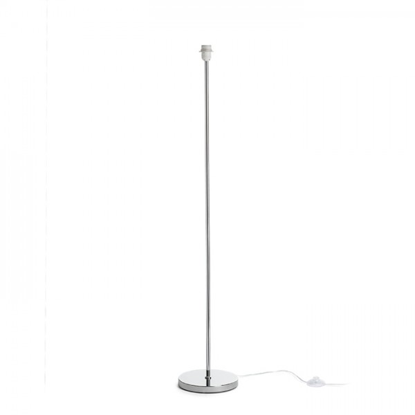 RENDL shades and accessories, bases, pendent sets NYC floor lamp chrome 230V E27 42W R11991 1