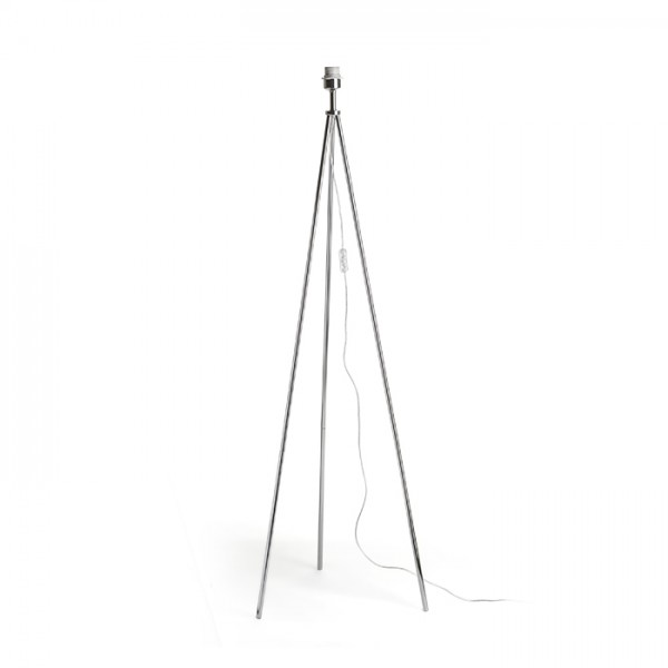 RENDL shades and accessories, bases, pendent sets NYC TRIPOD TRIPOD floor lamp chrome 230V E27 42W R11992 1