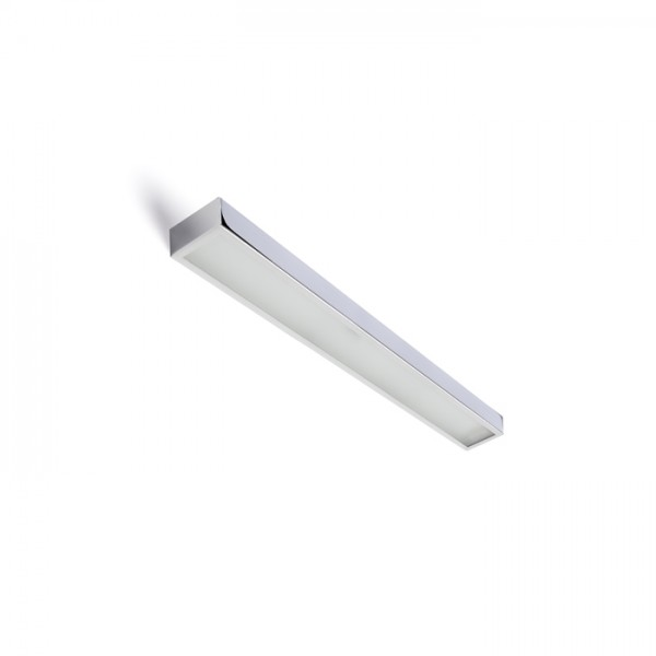 RENDL wall lamp MARINA LED 60 wall chrome 230V LED 14W IP44 3000K R11993 1
