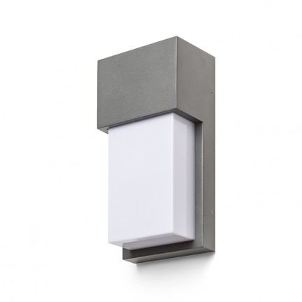 RENDL outdoor lamp CHICAGO wall anthracite grey 230V E27 18W IP44 R12018 1