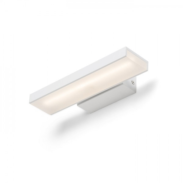 RENDL wall lamp STRAIGHT wall white 230V LED 6W 3000K R12019 1