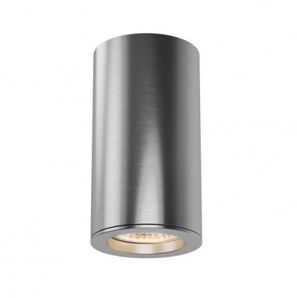 RENDL surface mounted lamp MOMA ceiling matt nickel 230V GU10 35W R12047 1