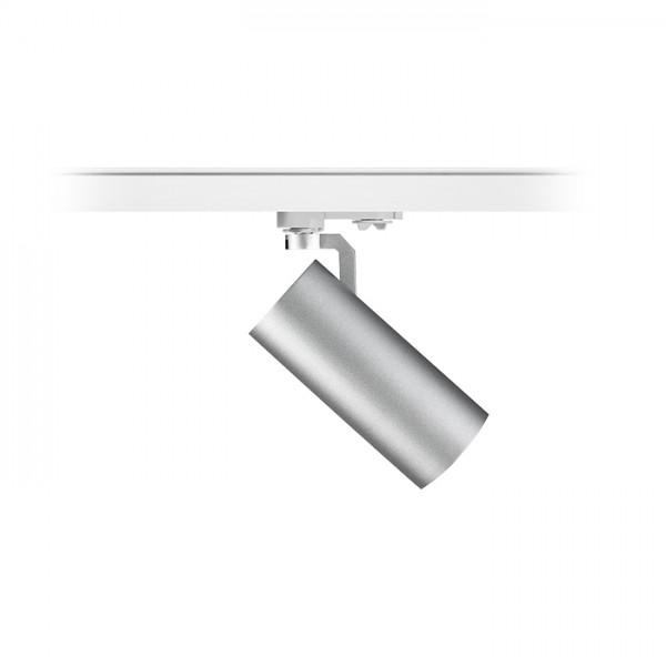 FANGIO pre trojokruh. lištu striebornosivá  230V LED 25W 36°  3000K