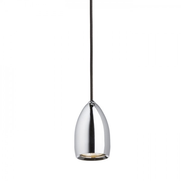 RENDL lámpara colgante BABADES I colgante cromo 230V GU10 35W R12081 1