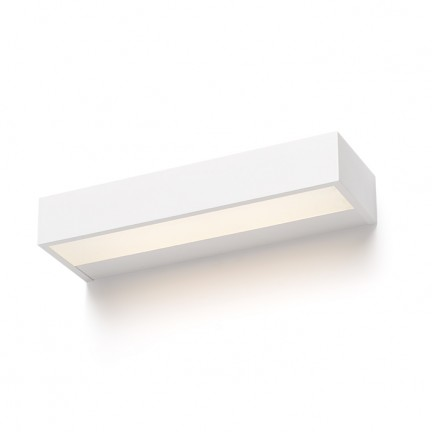 RENDL wall lamp PRIO LED 62 wall white 230V LED 33W 3000K R12091 1
