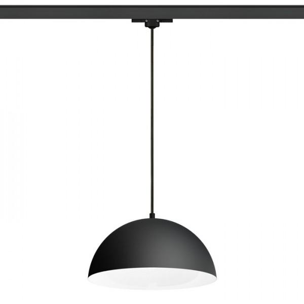 RENDL LED strips en systemen MONROE 30 voor driefasen-stroomrail mat zwart/zuiver wit 230V E27 42W R12101 1