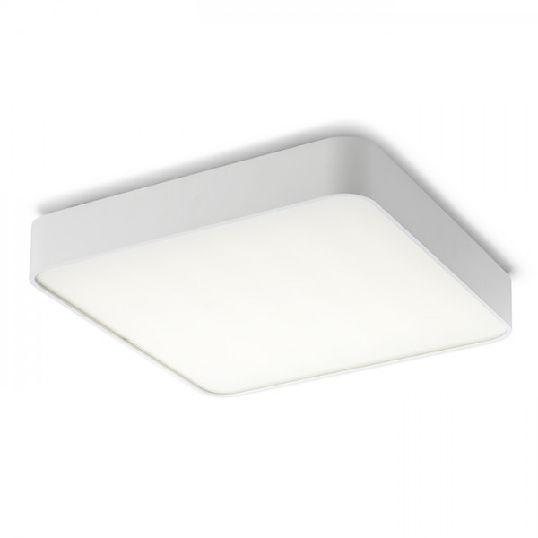 RENDL luminaire encastrable MENSA SQ 48 plafond blanc 230V LED 56W 3000K R12120 1