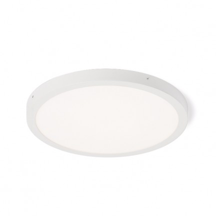 RENDL luminaire encastrable SLENDER R 50 montage en surface blanc 230V LED 36W 3000K R12203 1