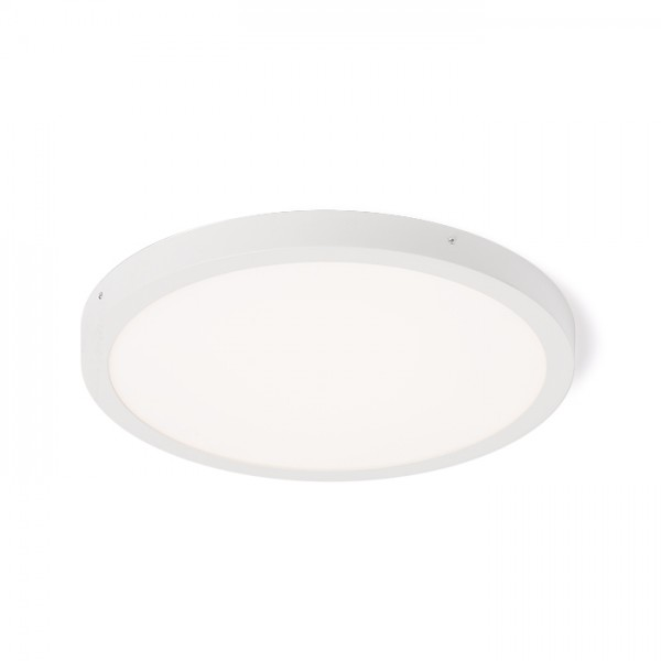 RENDL surface mounted lamp SLENDER R 50 surface mounted white 230V LED 36W 3000K R12203 1