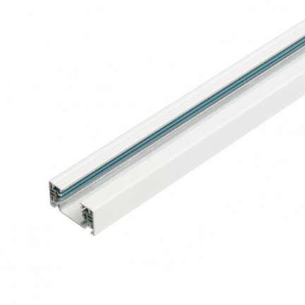 RENDL LED strips en systemen 1F 1m rail wit 230V R12254 1