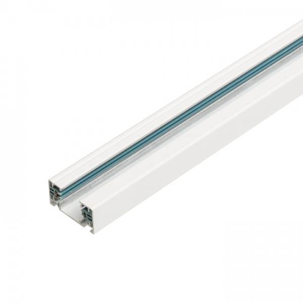 RENDL LED strips and systems 1F 1m track white 230V R12254 1