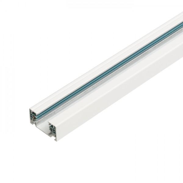 RENDL Světelné lištové, kolejnicové systémy a LED pásky 1F 1m lišta bílá 230V R12254 1