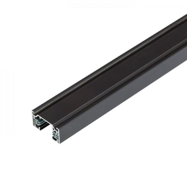 1F 1m lišta čierna  230V