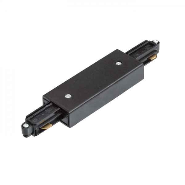 1F priamy spoj s možnosťou napájania čierna  230V