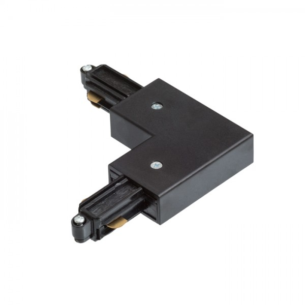 RENDL tiras y sistemas LED 1F L conector polaridad externa negro 230V R12267 1