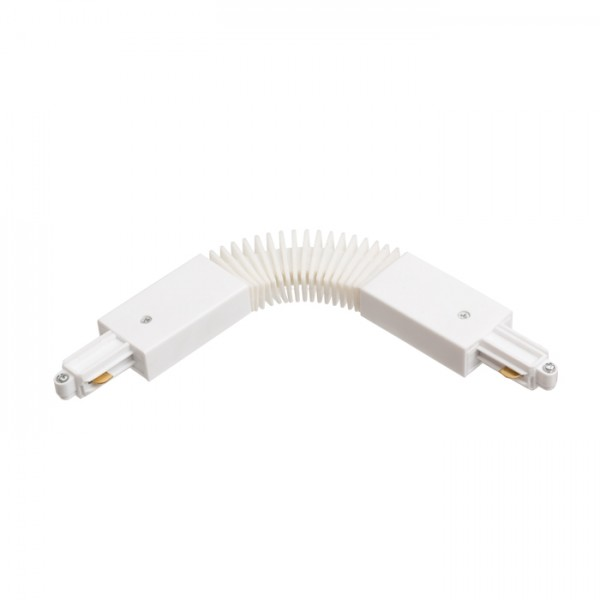 RENDL LED strips and systems 1F flex connector white 230V R12281 1