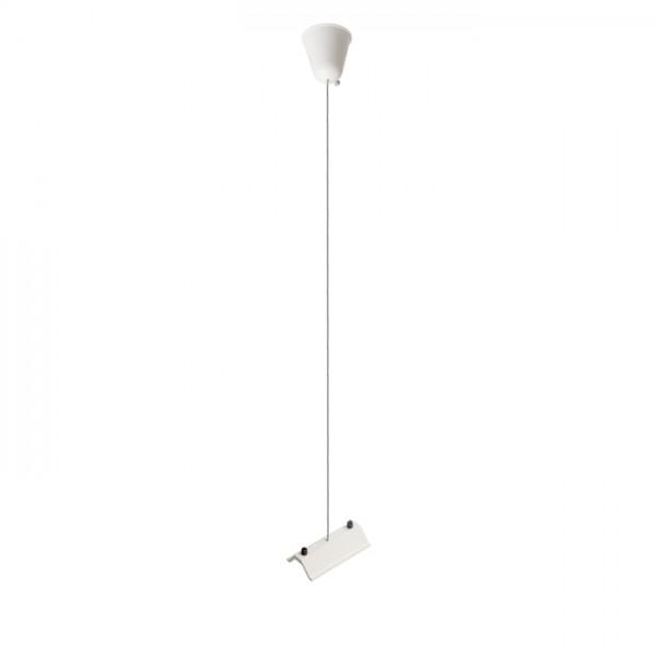 RENDL Světelné lištové, kolejnicové systémy a LED pásky 1F 2m závěsná sada bílá R12296 1