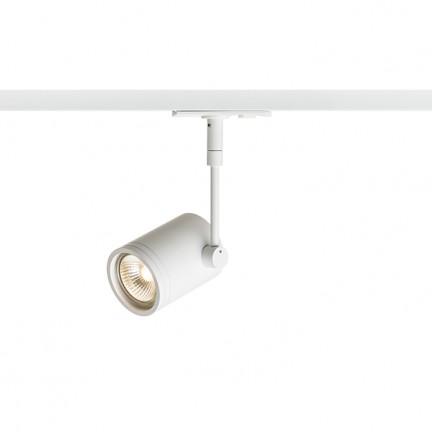 RENDL Track lights, LED strips and system lighting BEEBA I for 1-circuit tracks white 230V GU10 35W R12308 1