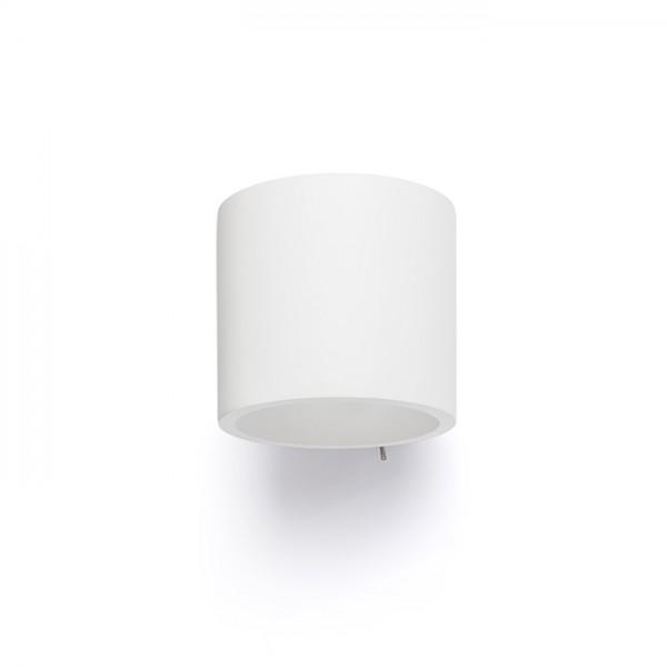 RENDL zidna lampa GINA s prekidačem gips 230V G9 33W R12352 1