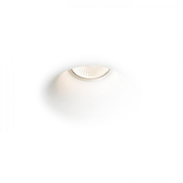 RENDL recessed light DINGO S fixed plaster 230V GU10 35W R12358 1