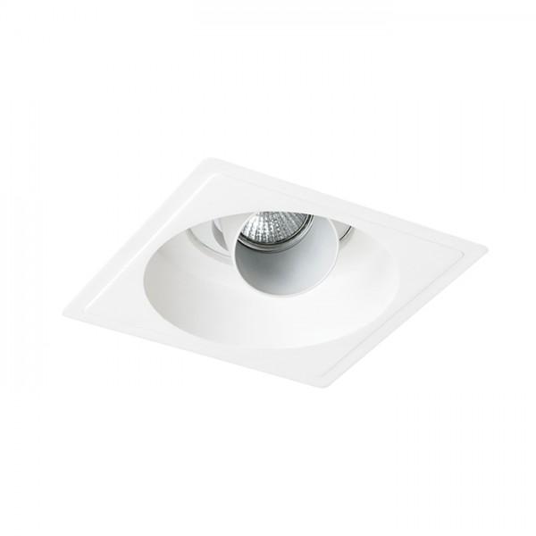 RENDL verzonken lamp DINGO TUB inbouwlamp Gips 12V GU5,3 35W R12359 1