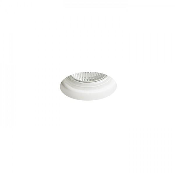 RENDL recessed light DANDY R recessed plaster 230V GU10 35W R12362 1