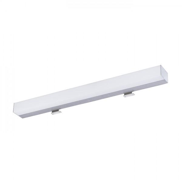 RENDL zidna lampa LEVIA 60 zidna brušeni aluminij 230V LED 12W 120° IP44 3000K R12401 1