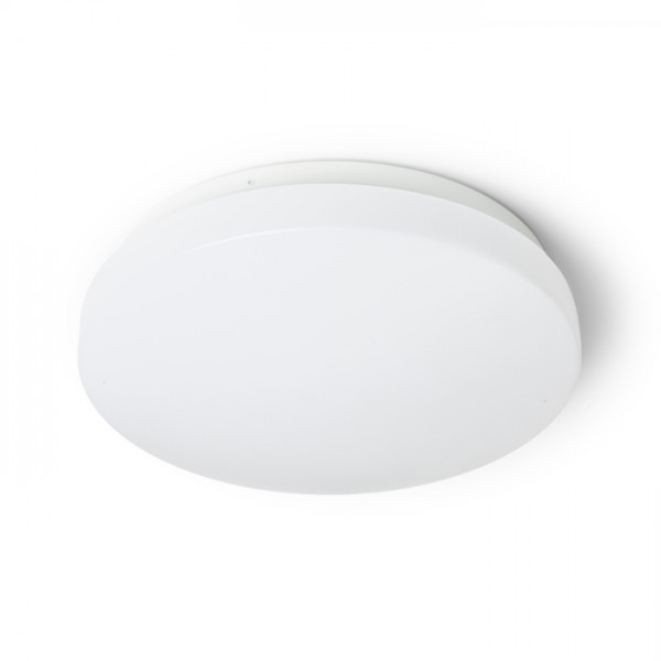 RENDL surface mounted lamp SEMPRE R 25 ceiling frosted acrylic 230V LED 10W 3000K R12431 1