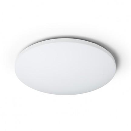 RENDL Deckenleuchte SEMPRE R 34 Deckenleuchte Milchiger Acryl 230V LED 24W 3000K R12432 1