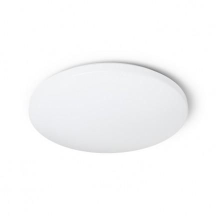 RENDL Deckenleuchte SEMPRE R 45 Deckenleuchte Milchiger Acryl 230V LED 36W 3000K R12433 1