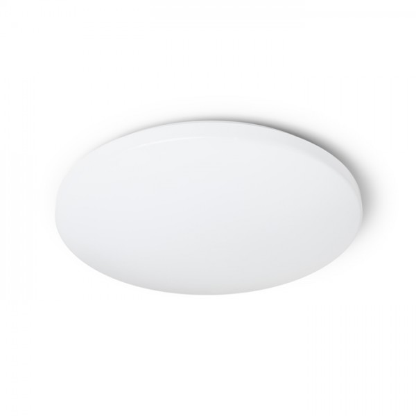 RENDL surface mounted lamp SEMPRE R 45 ceiling frosted acrylic 230V LED 36W 3000K R12433 1