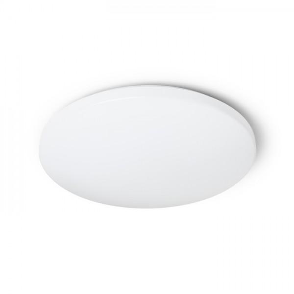 RENDL přisazené svítidlo SEMPRE R 45 stropní mléčný akryl 230V LED 36W 3000K R12433 1