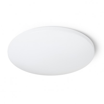 RENDL surface mounted lamp SEMPRE R 55 ceiling frosted acrylic 230V LED 56W 3000K R12434 1