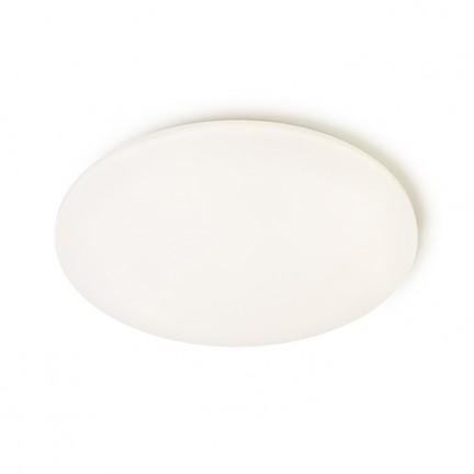RENDL luminaire encastrable SEMPRE R 80 plafond acrylique dépoli 230V LED 100W 3000K R12435 1