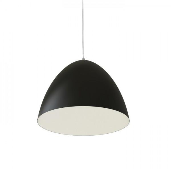 RENDL závěsné svítidlo MERYLYN 34 závěsná černá/bílá 230V E27 28W R12445 1