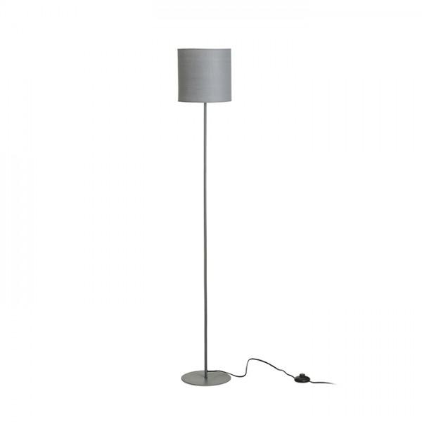 RENDL állólámpa ETESIAN állólámpa szürke 230V E27 28W R12469 1