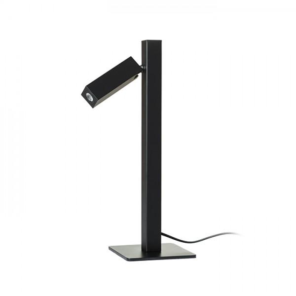 RENDL bordlampe FADO bordlampe sort 230V LED 3W 45° 3000K R12474 1