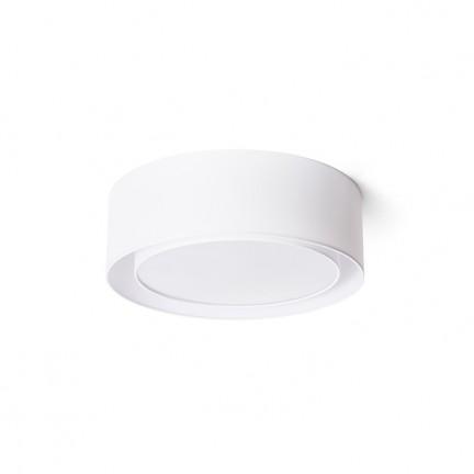 RENDL pinta-asennettu valaisin OTIS katto valkoinen/valkoinen 230V E27 3x28W R12490 1