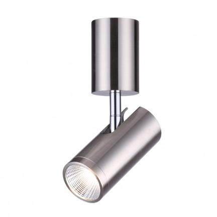 RENDL spot lámpa BOGARD mennyezeti lámpa matt nikkel 230V LED 5W 40° 3000K R12498 1