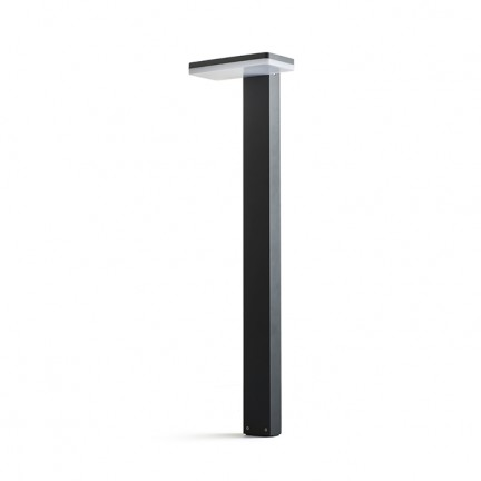 RENDL outdoor lamp RINA bollard anthracite grey 230V LED 12W IP44 3000K R12515 1