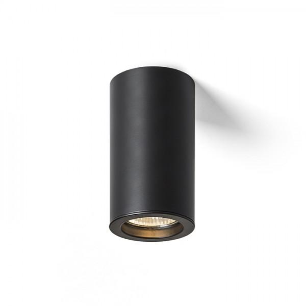 MOMA stropná čierna  230V GU10 35W