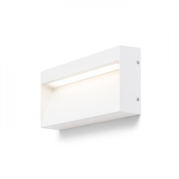 AQILA RC nástenná biela  230V LED 6W IP54  3000K