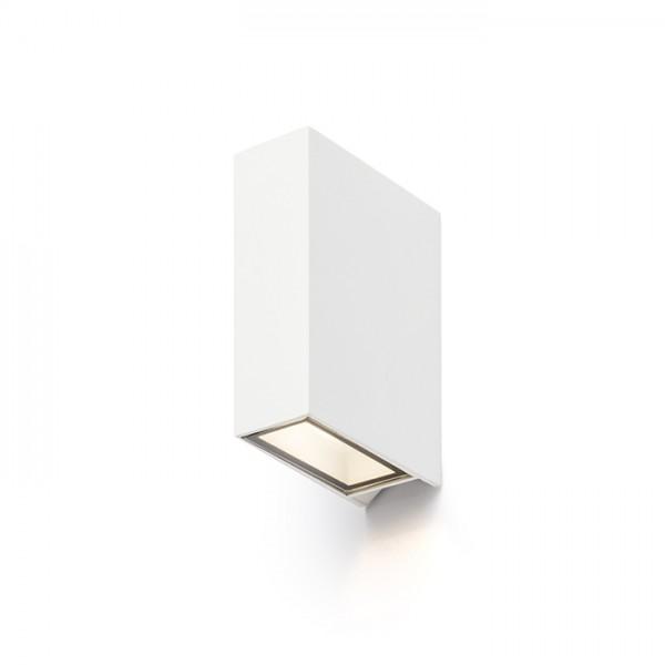 UKKO nástenná biela  230V LED 2x3W 55° IP54  3000K