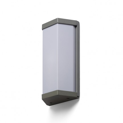 RENDL wall lamp PENTA wall anthracite grey 230V E27 18W R12570 1