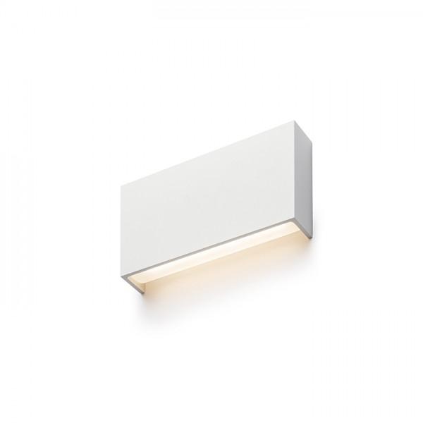 TORINO nástenná biela  230V LED 2x5W IP54  3000K
