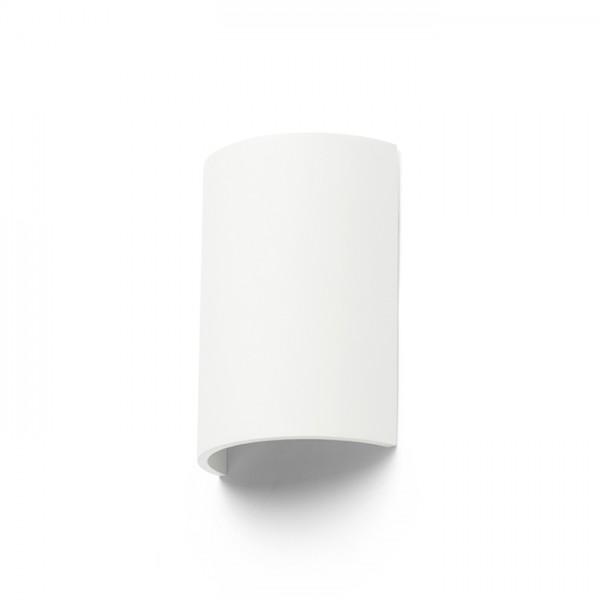 DAFFY nástenná biela  230V LED 6W  3000K