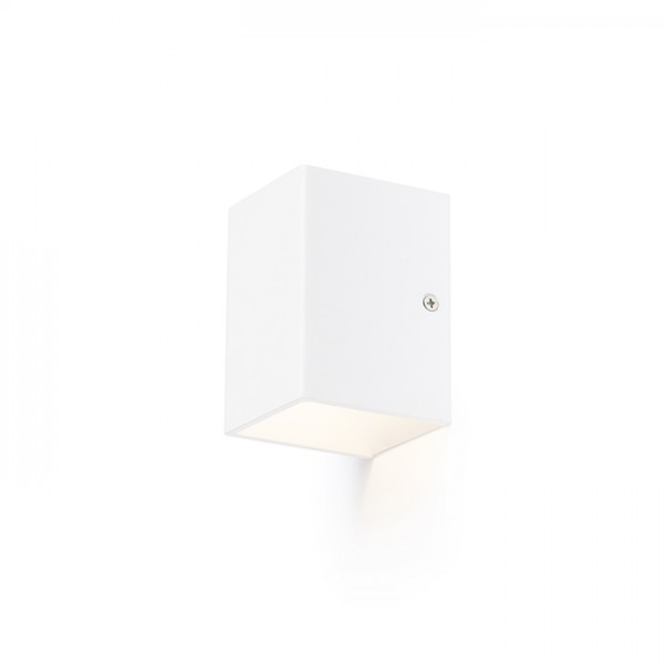 RENDL lámpara de pared QUENTIN de pared blanco 230V LED 5W 3000K R12597 1